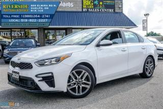 Used 2020 Kia Forte EX+ for sale in Guelph, ON