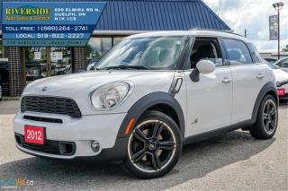 Used 2012 MINI Cooper Countryman S ALL4 for sale in Guelph, ON