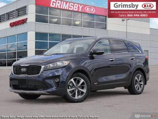 New 2019 Kia Sorento EX V6 PREMIUM|FREE WINTER TIRES|AWD|PANO SUNROOF| for sale in Grimsby, ON
