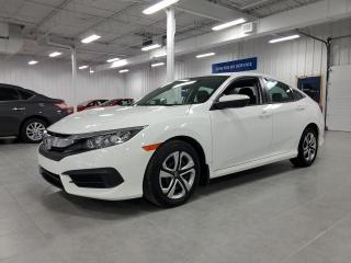 Used 2016 Honda Civic LX for sale in Saint-Eustache, QC