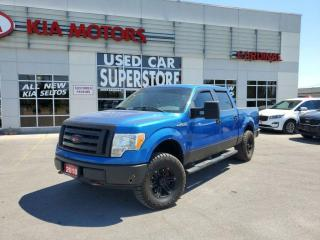 Used 2010 Ford F-150 XLT,AS-IS, 4X4, V8, Bluetooth, A/C. for sale in Niagara Falls, ON