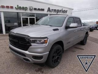 New 2020 RAM 1500 Night Edition for sale in Arnprior, ON