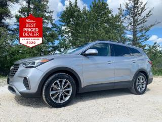 Used 2017 Hyundai Santa Fe XL *7 PASSENGER - HEATED SEATS - REAR CAMERA* for sale in Winnipeg, MB