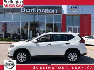 Used 2017 Nissan Rogue S for sale in Burlington, ON