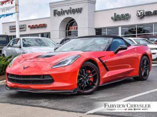 Used 2018 Chevrolet Corvette Stingray Convertible   2LT for sale in Burlington, ON