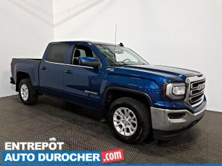 Used 2018 GMC Sierra 1500 SLE 4X4 AIR CLIMATISÉ - Caméra de Recul for sale in Laval, QC