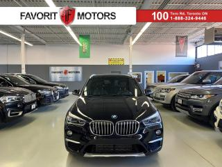 Used 2016 BMW X1 xDrive28i *CERTIFIED!*|AWD|AMBIENT|LEATHER|BACKCAM for sale in North York, ON