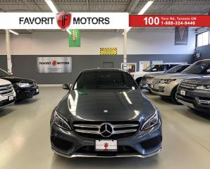 Used 2015 Mercedes-Benz C-Class C300|4MATIC|NAV|DUAL SUNROOF|LEATHER|HEATED SEATS| for sale in North York, ON