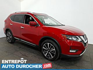 Used 2017 Nissan Rogue AWD SL NAVIGATION - Toit Ouvrant - A/C - Cuir for sale in Laval, QC