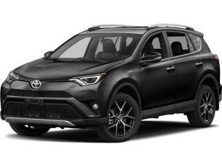 Used 2017 Toyota RAV4 SE SOFTEX  ROOF  NAV  BLIS  DYNAMIC BACKUP CAMERA for sale in Ottawa, ON