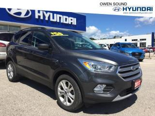Used 2017 Ford Escape SE for sale in Owen Sound, ON