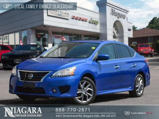 Used 2015 Nissan Sentra SR for sale in Niagara Falls, ON