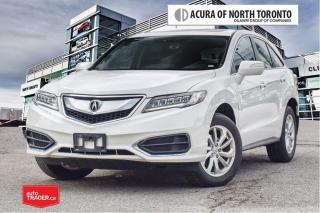 Used 2017 Acura RDX Tech at No Accident| Navigation| Remote Start for sale in Thornhill, ON