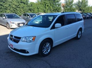 Used 2019 Dodge Grand Caravan SXT Premium Plus - Navigation! Bluetooth! for sale in Ottawa, ON