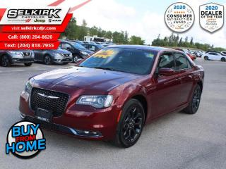 Used 2019 Chrysler 300 S - Leather Seats -  Apple Carplay - $209 B/W for sale in Selkirk, MB