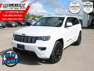 Used 2019 Jeep Grand Cherokee Altitude - Navigation - $266 B/W for sale in Selkirk, MB