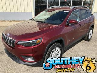 New 2020 Jeep Cherokee North for sale in Southey, SK