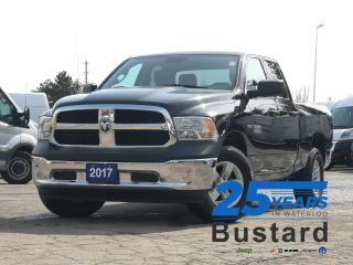 Used 2017 RAM 1500 ST | LOW KMS | LONG BOX | AC | CLEAN CARFAX for sale in Waterloo, ON