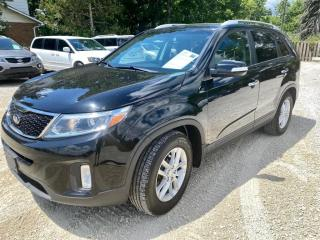 Used 2015 Kia Sorento FWD 4dr V6 Auto LX, A/C, push button start for sale in Halton Hills, ON