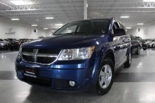 Used 2010 Dodge Journey SE I NO ACCIDENTS I DVD I 7-PASSENGER I POWER OPTIONS for sale in Mississauga, ON