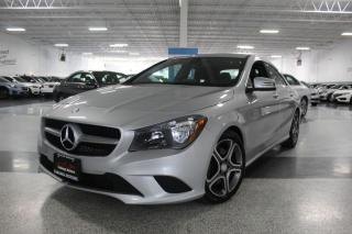 Used 2016 Mercedes-Benz CLA-Class CLA250 4MATIC I NAVIGATION I REAR CAM I LEATHER I PUSH START for sale in Mississauga, ON