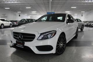 Used 2016 Mercedes-Benz C-Class C300 4MATIC I A.M.G I NO ACCIDENTS I NAVIGATION I PANOROOF for sale in Mississauga, ON