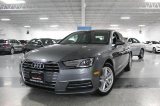 Used 2017 Audi A4 NO ACCIDENTS I QUATTRO I SUNROOF I LEATHER I PUSH START I BT for sale in Mississauga, ON
