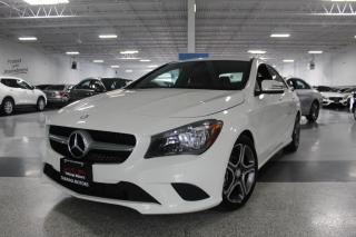 Used 2016 Mercedes-Benz CLA-Class CLA250 4MATIC NO ACCIDENTS I NAVIGATION I LEATHER I H SEATS for sale in Mississauga, ON