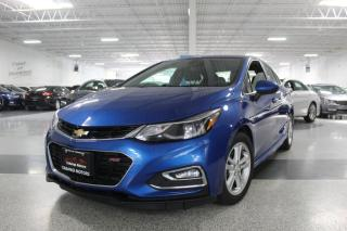 Used 2016 Chevrolet Cruze LT RS I NO ACCIDENTS I SUNROOF I REAR CAM I REMOTE START for sale in Mississauga, ON