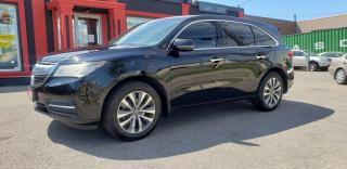 Used 2014 Acura MDX AWD 4dr Nav Pkg for sale in North York, ON