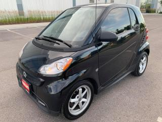 Used 2014 Smart fortwo 2DR CPE for sale in Mississauga, ON
