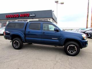 Used 2007 Toyota Tacoma Crew Cab V6 4.0L 4WD 6 Speed Manual Certified for sale in Milton, ON