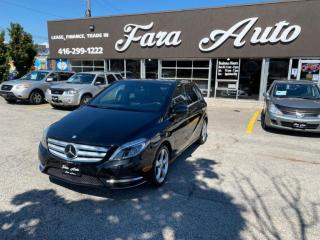Used 2013 Mercedes-Benz B-Class B250 Sports Tourer for sale in Scarborough, ON