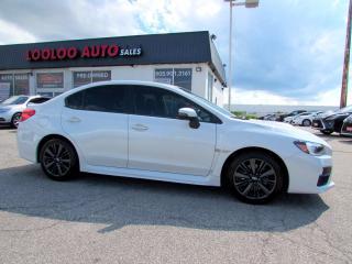 Used 2016 Subaru Impreza WRX WRX SPORT AUTOMATIC CAMERA BLUETOOTH CERTIFIED for sale in Milton, ON