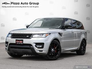 Used 2016 Land Rover Range Rover Sport V8 Supercharged for sale in Bolton, ON