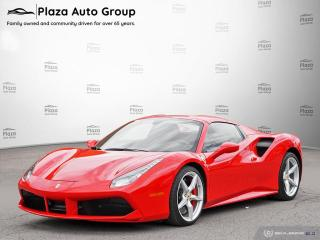 Used 2017 Ferrari 488 Spider SPIDER | CARBON FIBRE | POWER HARD TOP for sale in Richmond Hill, ON