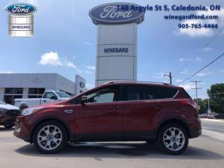 Used 2015 Ford Escape Titanium for sale in Caledonia, ON