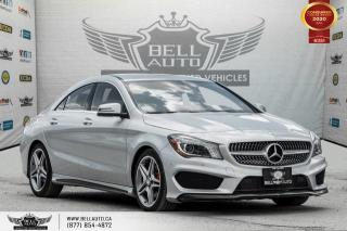 Used 2016 Mercedes-Benz CLA-Class CLA 250, AWD, NO ACCIDENT, NAVI, REAR CAM, B.SPOT for sale in Toronto, ON