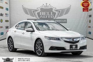 Used 2016 Acura TLX V6 Tech, AWD, V6, NAVI, REAR CAM, LANE DEP, B.SPOT for sale in Toronto, ON