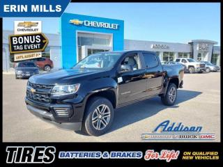 New 2021 Chevrolet Colorado WT for sale in Mississauga, ON