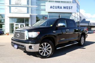 Used 2013 Toyota Tundra Platinum 5.7L V8 for sale in London, ON