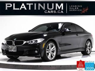Used 2017 BMW 4 Series 430i xDrive, AWD, COUPE, NAV, CAM, PREMIUM, SPORT for sale in Toronto, ON