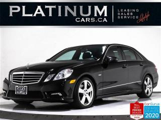 Used 2011 Mercedes-Benz E-Class E350 Luxury 4MATIC, NAV, SUNROOF, CAM, HEATED for sale in Toronto, ON