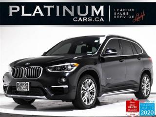 Used 2017 BMW X1 xDrive28i, NAV, PANO, HEATED, CAM, BLUETOOTH for sale in Toronto, ON