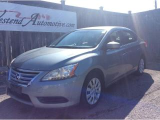 Used 2013 Nissan Sentra S for sale in Stittsville, ON