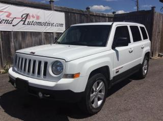 Used 2016 Jeep Patriot 75th Anniversary for sale in Stittsville, ON