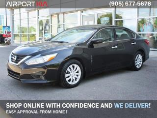 Used 2016 Nissan Altima 2.5 S / BAck-Up Camera/Push Start/Power package for sale in Mississauga, ON