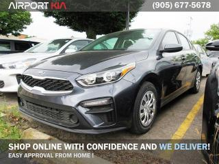 Used 2020 Kia Forte PRE OWNED LX AUTO /Heated seats/heated steering wheel/back-up camera for sale in Mississauga, ON