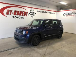 Used 2016 Jeep Renegade FWD 4dr Sport for sale in St-Hubert, QC