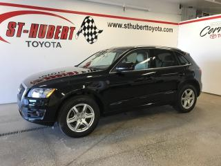 Used 2011 Audi Q5 quattro 4dr 2.0L for sale in St-Hubert, QC